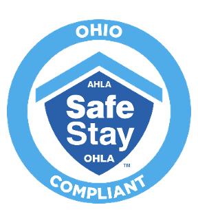 Safe Stay OHLA logo