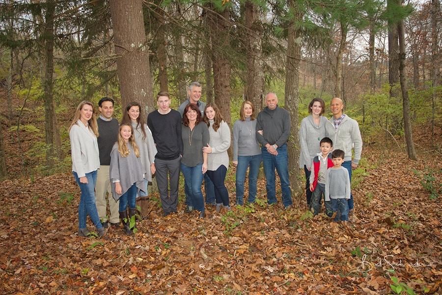Special event family reunion
