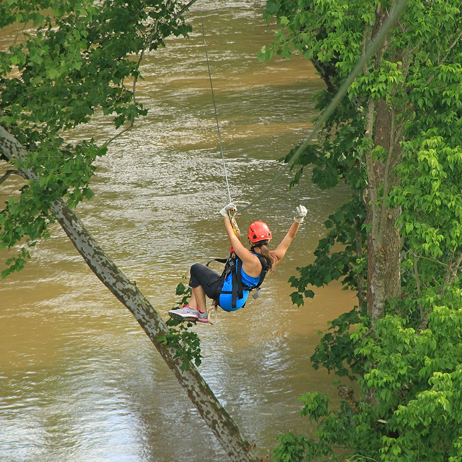 Canopy Tours Zip Lining